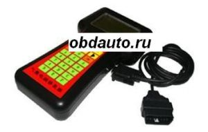 2-in-1 Airbag Resetting ― OBD AUTO