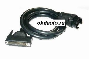DB37P PIN FEMALE TO MB 38PIN MALE ― OBD AUTO