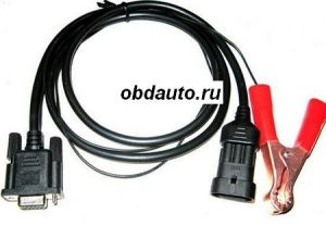 BD9P FEMALE TO MB 3P MALE ― OBD AUTO
