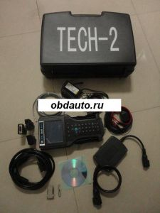 GM Tech2 Pro Kit(SUZUKI version) ― OBD AUTO