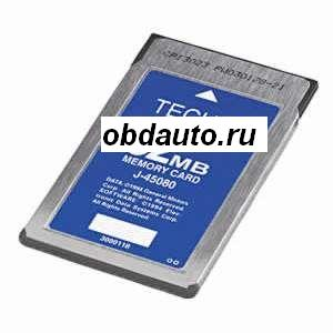 Tech 2 32 MB Memory Card(GM) ― OBD AUTO
