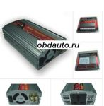 500W USB Car Inverter DC 24V to AC 220V