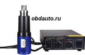 ATTEN-AT8205 Advanced Hot Air Rework Station 1200W ― OBD AUTO