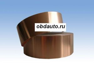 50mm x 50M Copper foil Adhesive tape EMI shielding  ― OBD AUTO