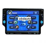 New 7 Inch Car DVD with GPS Navigation and TV Function
