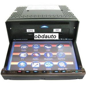 Multifunctional Car DVD Player Support GPS and DVB-T  ― OBD AUTO
