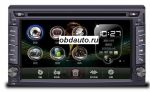 6.2 Inch Car DVD Player for NISSAN with GPS built in FM, bluetooth ,TV