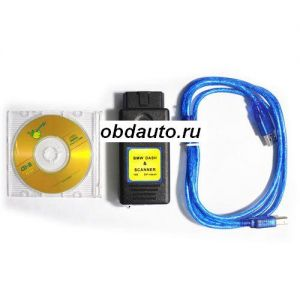 Bmw Dash Scanner 3 in 1 ― OBD AUTO
