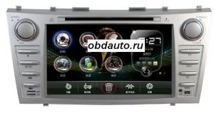8 Inch Car DVD Player for TOYOTA CAMRY with GPS built in FM, bluetooth ,TV ― OBD AUTO