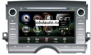8 Inch Car DVD Player for TOYOTA REIZ with GPS built in FM, bluetooth ,TV ― OBD AUTO