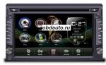 7 Inch Car DVD Player for Ford Focus Mondeo with GPS built in FM, bluetooth ,TV