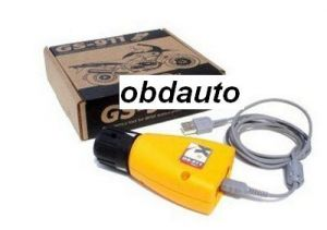 GS-911 Emergency Diagnostic tool for BMW motorcycles ― OBD AUTO