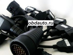 Cables for AUTOCOM CDP for Trucks ― OBD AUTO