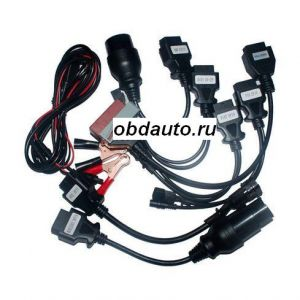 Cables for AUTOCOM CDP for Cars(Only Cables) ― OBD AUTO