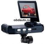 Видеорегистратор Car Camcorder HD Car DVR 270 degree Rotating LCD Screen Vehicle DVR Car Black Box m300