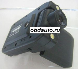 Видеорегистратор Car Black Box Rolling Car Dashboard Camera DVR Recorder P6000 ― OBD AUTO