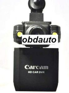 Видеорегистратор Car Black Box Rolling Car Dashboard Camera DVR Recorder P5000 ― OBD AUTO