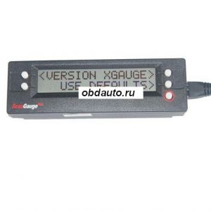 Scan Gauge 3-IN-ONE ― OBD AUTO