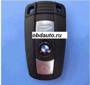 3 button smart remote key  ― OBD AUTO