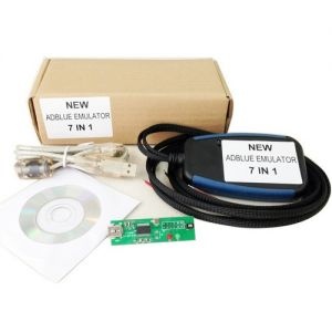 NEW Adblue Emulator 7-in-1 with Programing Adapter (Top Quality) ― OBD AUTO